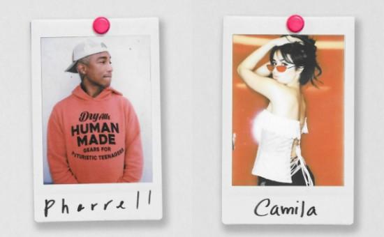 Pharrell Williams & Camila Cabello ενώνουν τις δυνάμεις τους στο Sangria Wine