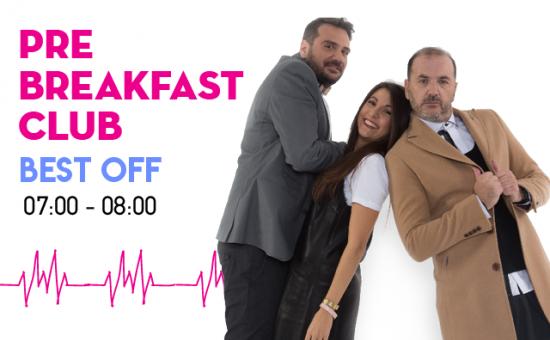 Pre-Breakfast Club