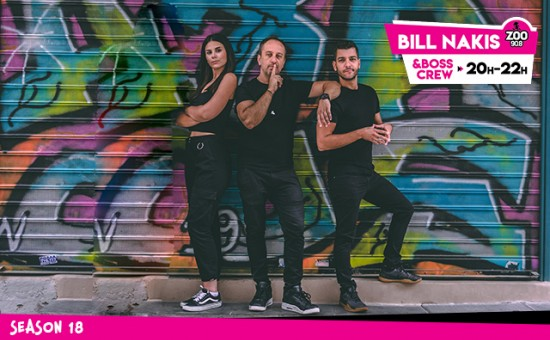 Bill Nakis & the Boss Crew