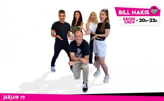 Bill Nakis & the Boss Crew