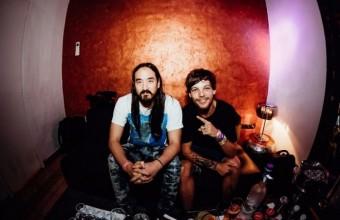Ακούστε το νέο κομμάτι του Steve Aoki με τον Louis Tomlinson των One Direction