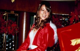 """Το """"All I Want for Christmas Is You"""" για πρώτη φορά στην κορυφή των charts"""