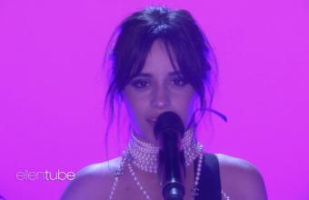 """Δείτε την εμφάνιση της Camila Cabello στο """"The Ellen Show"""""""