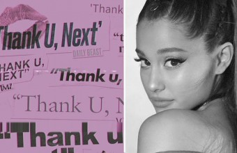 H Ariana Grande για πρώτη φορά στο no1 του Βillboard 100