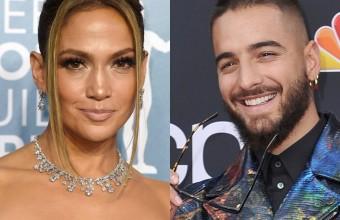 Αυτήν την εβδομάδα έρχεται η συνεργασία Jennifer Lopez και Maluma!