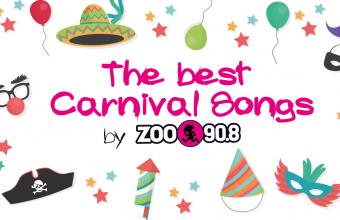 Tα 10 καλύτερα Carnival Songs που θα σας φτιάξουν την διάθεση!