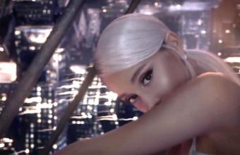 Δείτε πως γυρίστηκε το νέο Video clip της Ariana Grande