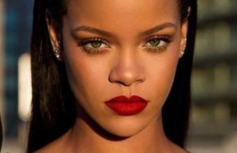 Η Rihanna εμφανίστηκε με μώλωπες στο πρόσωπο