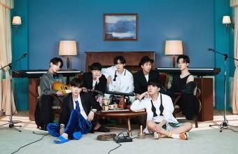 Στους BTS το βραβείο της IFPI για τον «Παγκόσμιο Καλλιτέχνη της Χρονιάς» το 2020!