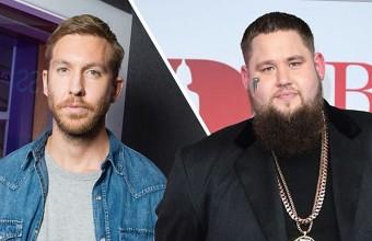Νέα συνεργασία του Calvin Harris με τον Rag'n' Bone Man