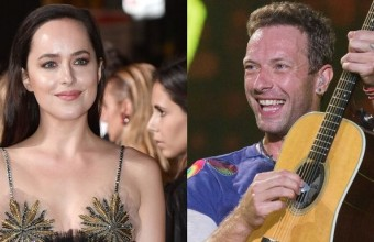 Dakota Johnson - Chris Martin, το νέο ζευγάρι του Hollywood