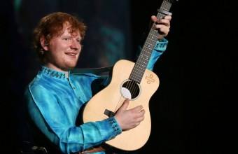"To νέο single του Ed Sheeran είναι το ""Cross me"""