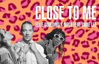 Video Premiere: Ellie Goulding, Diplo, Swae Lee - Close To Me