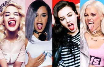 "Single Premiere: ""Girls"" η συνεργασία των Rita Ora, Cardi B, Charli XCX και Bebe Rexha"