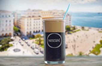 60 Χρόνια Nescafé Frappé στην Θεσσαλονίκη