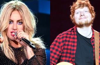 Η Lady Gaga ζητάει από το κοινό της να μην επιτίθεται στον Ed Sheeran!