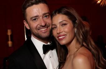 Ο Justin Timberlake αποκαλύπτει το όνομα του δεύτερου παιδιού του με την Jessical Biel.