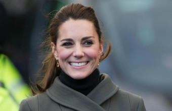Δείτε τι έβαλε η Kate Middleton στα μαλλιά της