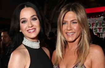 Katy Perry ζήτησε από την Jennifer Aniston να γίνει η νονά της κόρης της