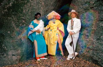 "To νέο single των LSD (Sia, Diplo, Labrinth) είναι το ""Mountains"""
