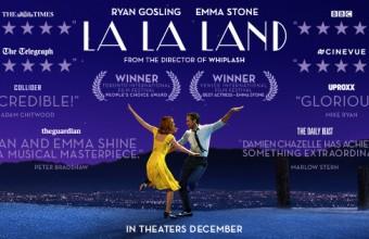 Το μιούζικαλ La La Land ήρθε και σάρωσε τα βραβεία!