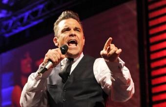 Έτοιμος να εκπροσωπήσει την Ρωσία στην Eurovision δηλώνει ο Robbie Williams!