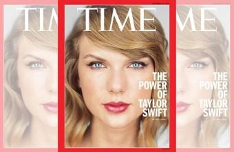 Η Taylor Swift στους 100 πιο επιδραστικούς ανθρώπους στον κόσμο