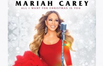 Η Mariah Carey σημείωσε τρία Ρεκόρ Guinness με το «All I Want For Christmas Is You»