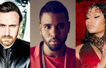 Video Premiere για το «Goodbye» του Jason Derulo με David Guetta, Nicki Minaj & Willy William