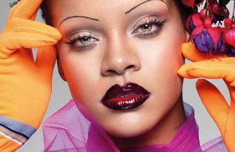 Rihanna: Η πρώτη μαύρη γυναίκα στο εξώφυλλο της βρετανικής «Vogue»