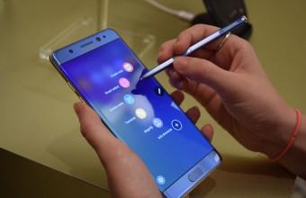 Η Samsung βρήκε την αιτία των εκρήξεων του Galaxy Note7