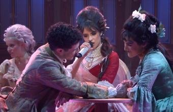 Η Camila Cabello εμφανίστηκε για πρώτη φορά στο «Saturday Night Live».