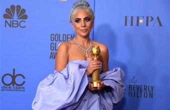 H Lady Gaga κέρδισε Χρυσή Σφαίρα για το «Καλύτερο Τραγούδι»