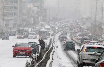 Συνέχεια του τσουχτερού κρύου στην Βόρειο Ελλάδα - Πλήρης Ενημέρωση