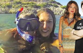 Η Ρένεση γυμνή στο video clip του Manu Chao