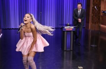 Η Ariana Grande μίλησε για το νέο της album στο «The Tonight Show»