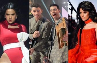 Camila Cabello, Jonas Brothers και Rosalía θα τραγουδήσουν στα Βραβεία Grammy