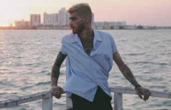 """Ο ZAYN κυκλοφορεί νέο τραγούδι και video clip με τίτλο """"Entertainer"""""""