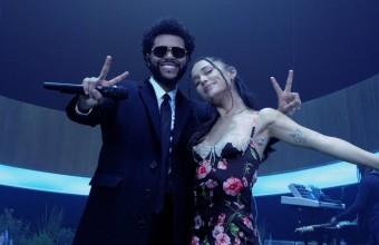 Ariana Grande και The Weeknd καθηλώνουν με το live performance του «Off The Table»