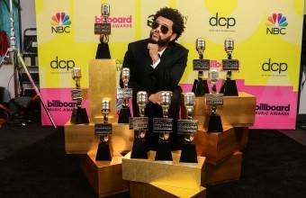 Οι νικητές των Billboard Music Awards 2021 – Θριαμβευτής ο The Weeknd!