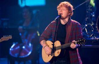 Ο Ed Sheeran και η Kylie Minogue έχουν συνεργαστεί σε ένα νέο τραγούδι
