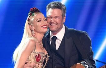 Παντρεύτηκαν η Gwen Stefani και ο Blake Shelton!