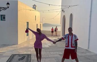 Ο Justin Bieber και η Hailey Baldwin απολαμβάνουν τις διακοπές τους στην Ελλάδα!