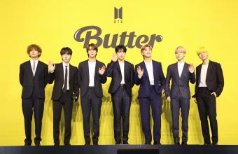 Οι BTS θα κυκλοφορήσουν ένα νέο τραγούδι μαζί με την έκδοση CD του «Butter»