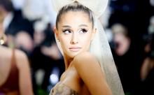 "Ariana Grande: ""Γυναίκα της Χρονιάς"""