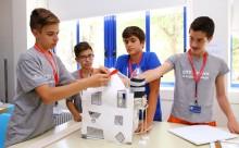 400 μαθητές από όλη την Ελλάδα και την Κύπρο στα Θερινά προγράμματα του Κέντρο για Χαρισματικά – Ταλαντούχα Παιδιά/ CTY Greece του Κολλεγίου Ανατόλια!