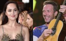 Dakota Johnson - Chris Martin, το νέο ζευγάρι του Hollywood