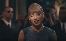 """Δείτε το νέο Video της Taylor Swift για το """"Delicate"""""""