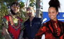Η Alicia Keys στο remix του «Calma» μαζί με τους Pedro Capó και Farruko