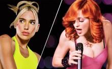 Η Dua Lipa έχει ως είδωλο την Madonna